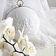 """Женские сумки ручной работы. Заказать Свадебная сумочка """" Wedding ball"""". NATEL. Ярмарка Мастеров. Фата для невесты"""