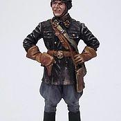 Куклы и игрушки handmade. Livemaster - original item Tin soldier collectible 54mm. Handmade.