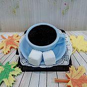 Косметика ручной работы handmade. Livemaster - original item Soap Cup of coffee with sugar. Handmade.