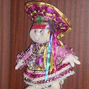 Куклы и игрушки ручной работы. Ярмарка Мастеров - ручная работа Кукла Алевтина. Handmade.