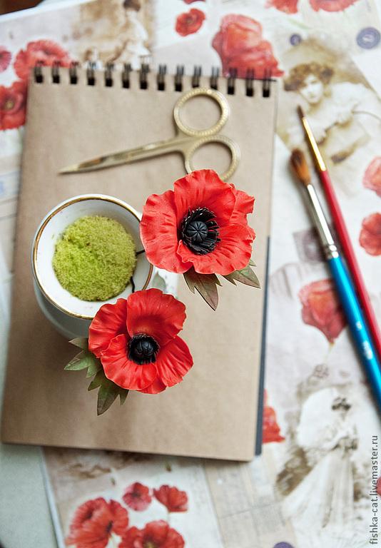 Насадками для цветов