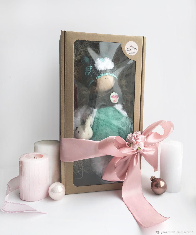 "Куколка ""Mint"", Куклы Тильда, Уфа,  Фото №1"