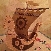 Подарки к праздникам handmade. Livemaster - original item Rook. Handmade.