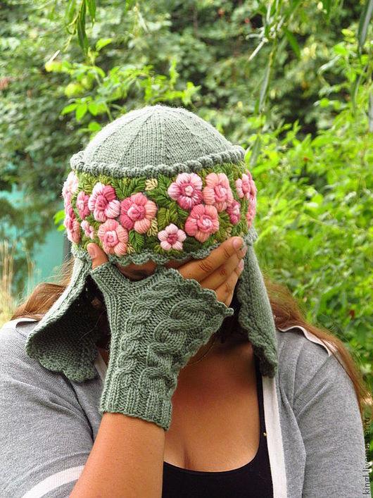 Эта шапочка не просто для тепла ...она для Общения и Любви !!!