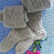 Аксессуары ручной работы. Ярмарка Мастеров - ручная работа Гольфы-чулки из собачьей шерсти. Handmade.
