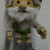 Куклы и игрушки ручной работы. Ярмарка Мастеров - ручная работа Дядюшка Ау. Handmade.