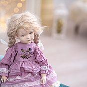 Куклы и пупсы ручной работы. Ярмарка Мастеров - ручная работа Будуарная интерьерная кукла. Handmade.