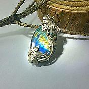 Украшения handmade. Livemaster - original item Pendant: Necklace: Pendant