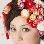 """Украшения в стиле """"Канзаши"""" - Ярмарка Мастеров - ручная работа, handmade"""