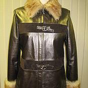 """Одежда ручной работы. Ярмарка Мастеров - ручная работа куртка """"Оксфорд"""". Handmade."""