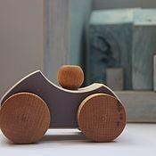 Техника, роботы, транспорт ручной работы. Ярмарка Мастеров - ручная работа Машинка. Handmade.