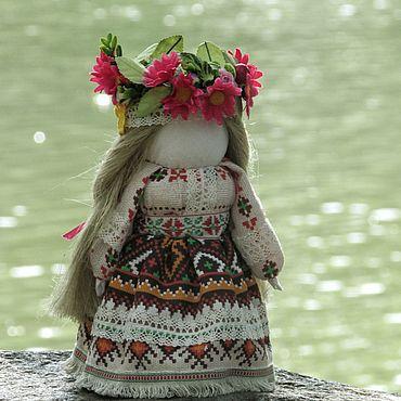 Куклы и игрушки ручной работы. Ярмарка Мастеров - ручная работа Народная кукла: Обережная кукла Лада. Handmade.