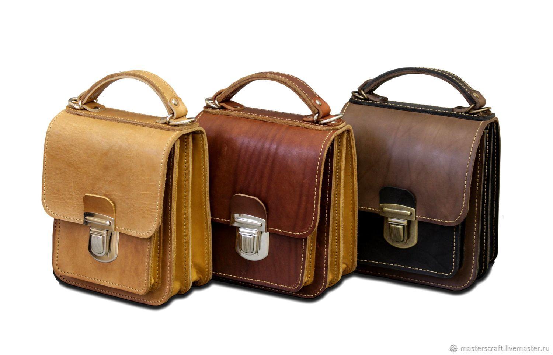 c624ae52758c Мужские сумки ручной работы. Ярмарка Мастеров - ручная работа. Купить  МУЖСКАЯ БАРСЕТКА АРТ.