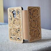 Сумки и аксессуары handmade. Livemaster - original item Phone case for ZTE. Handmade.