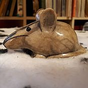 Год Крысы 2020 ручной работы. Ярмарка Мастеров - ручная работа Крыса. Handmade.