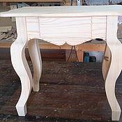 Для дома и интерьера ручной работы. Ярмарка Мастеров - ручная работа Тумбочка столик. Handmade.