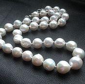 Necklace handmade. Livemaster - original item Pearl necklace