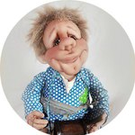 """Мастерская """"Кукольное настроение"""" - Ярмарка Мастеров - ручная работа, handmade"""