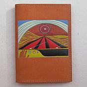 Сувениры и подарки handmade. Livemaster - original item The TRACK, PSYCHODELIC cover on the right. Handmade.