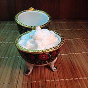 Косметика ручной работы. Ярмарка Мастеров - ручная работа Ночной восстанавливающий крем для возрастной кожи. Handmade.