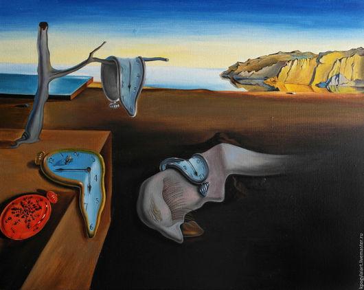 Пейзаж ручной работы. Ярмарка Мастеров - ручная работа. Купить Картины.Копии картин. Handmade. Разноцветный, картина, копия картины