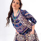 "Одежда handmade. Livemaster - original item Set of clothes ""India"". Handmade."
