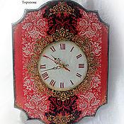 Для дома и интерьера handmade. Livemaster - original item Wall clock ,large
