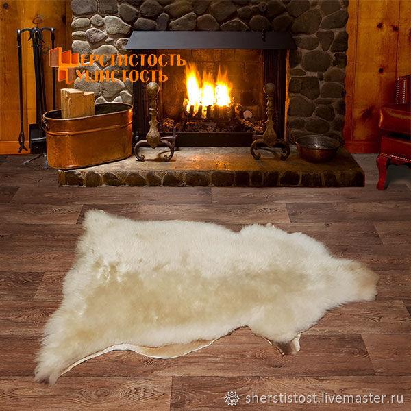 Sheepskin rug with thick fur, Carpets, Nalchik, Фото №1