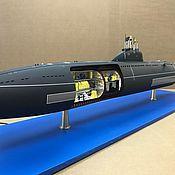 Сувениры и подарки ручной работы. Ярмарка Мастеров - ручная работа Модели подводных лодок. Handmade.