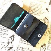 Сумки и аксессуары handmade. Livemaster - original item Purse in the palm with a pocket for change. Handmade.