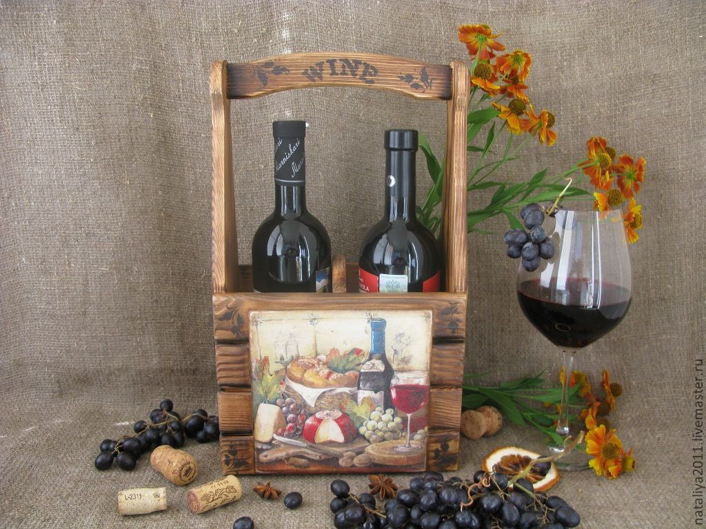 Box for wine, Storage Box, Moscow,  Фото №1