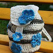 Работы для детей, ручной работы. Ярмарка Мастеров - ручная работа рюкзак для песочницы. Handmade.