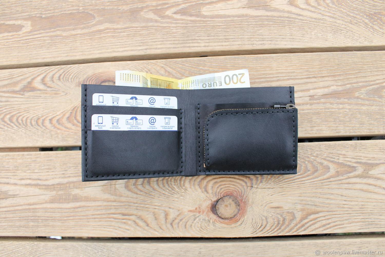 Wallet mens, Wallets, Voskresensk,  Фото №1