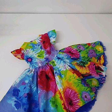 Одежда ручной работы. Ярмарка Мастеров - ручная работа Платье нарядное бальное. Handmade.