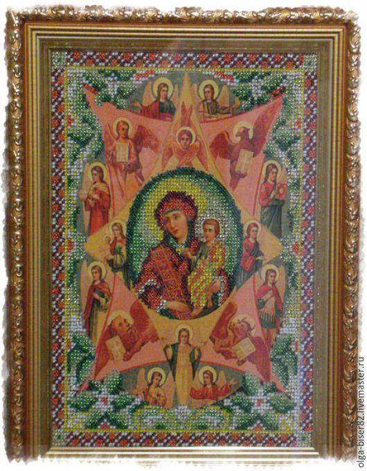 Икона Божьей Матери «Неопалимая Купина».