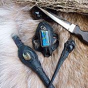 Фен-шуй и эзотерика handmade. Livemaster - original item Amulet Personal protection on Labrador. Handmade.