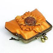 Сумки и аксессуары handmade. Livemaster - original item Purse on the clasp