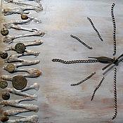 Для дома и интерьера ручной работы. Ярмарка Мастеров - ручная работа Часы настенные Настроение. Handmade.