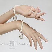 Украшения handmade. Livemaster - original item 1 pair of Bracelets. Handmade.
