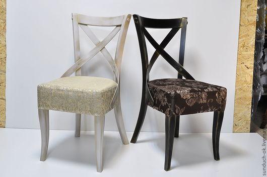 Мебель ручной работы. Ярмарка Мастеров - ручная работа. Купить Стул. Handmade. Коричневый, дизайнерска мебель