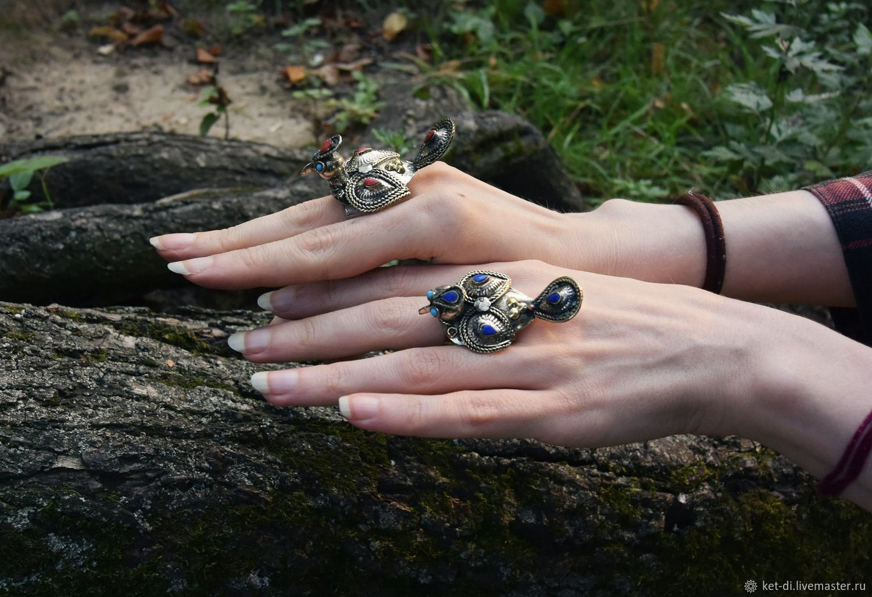 Pakistani bird Rings, Rings, Moscow,  Фото №1