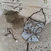 Одежда для кукол ручной работы. Ярмарка Мастеров - ручная работа Набор аксессуаров для антикварной куклы.. Handmade.