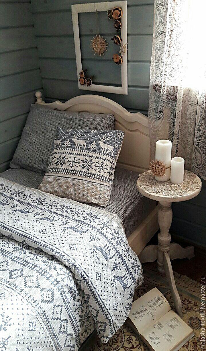 Bed linen 'Deer. Scandinavia', Bedding sets, Krasnoyarsk,  Фото №1