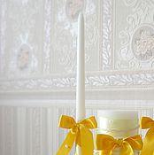 Свадебный салон ручной работы. Ярмарка Мастеров - ручная работа Свадебные свечи. Handmade.