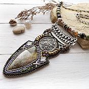 Украшения handmade. Livemaster - original item The Necklace
