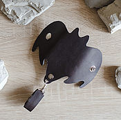 Сумки и аксессуары handmade. Livemaster - original item The housekeeper from the skin of the