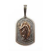Русский стиль handmade. Livemaster - original item Orthodox Guardian Angel. Handmade.