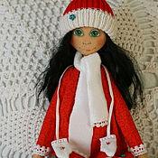 Куклы и игрушки ручной работы. Ярмарка Мастеров - ручная работа Текстильная кукла Пили. Handmade.