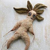 Куклы и игрушки ручной работы. Ярмарка Мастеров - ручная работа Мандрагора. Handmade.
