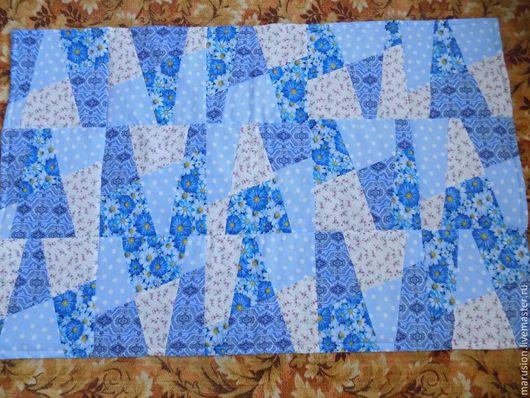 Пледы и одеяла ручной работы. Ярмарка Мастеров - ручная работа. Купить Детское одеяло. Handmade. Комбинированный, лоскутное шитье, синтепон